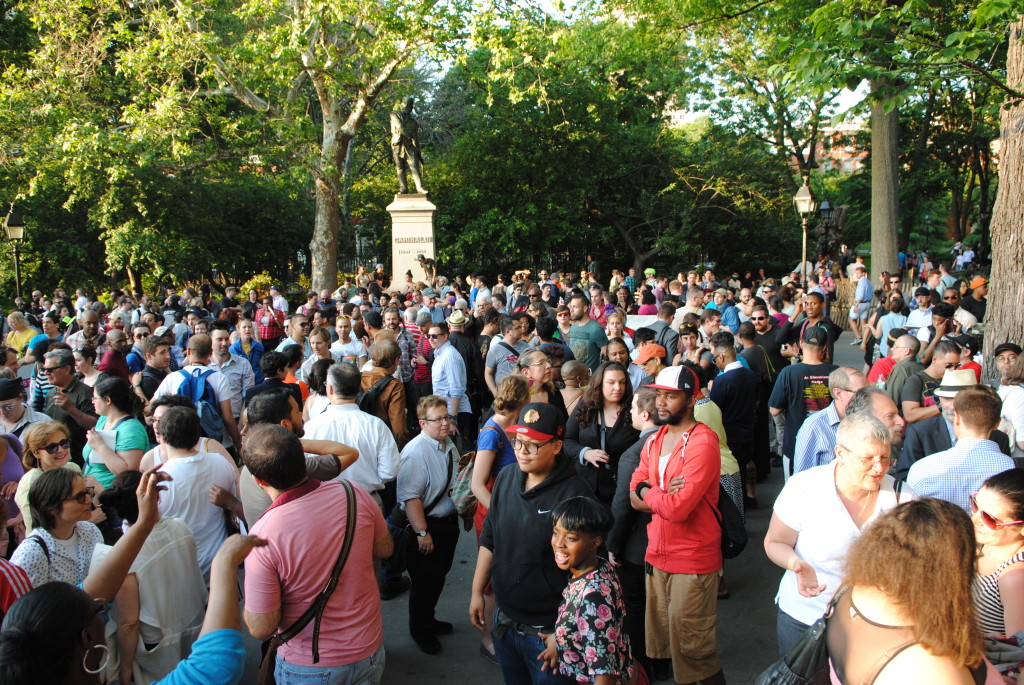 LGBT Rally