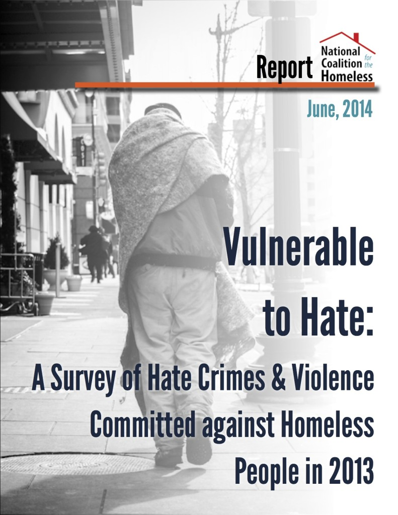 Hate Crimes 2013 Cover