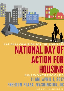 National Day of Action for Housing Poster- FINAL