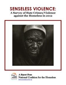 2012 Hate Crimes Report