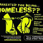 Criminalization Postcard front
