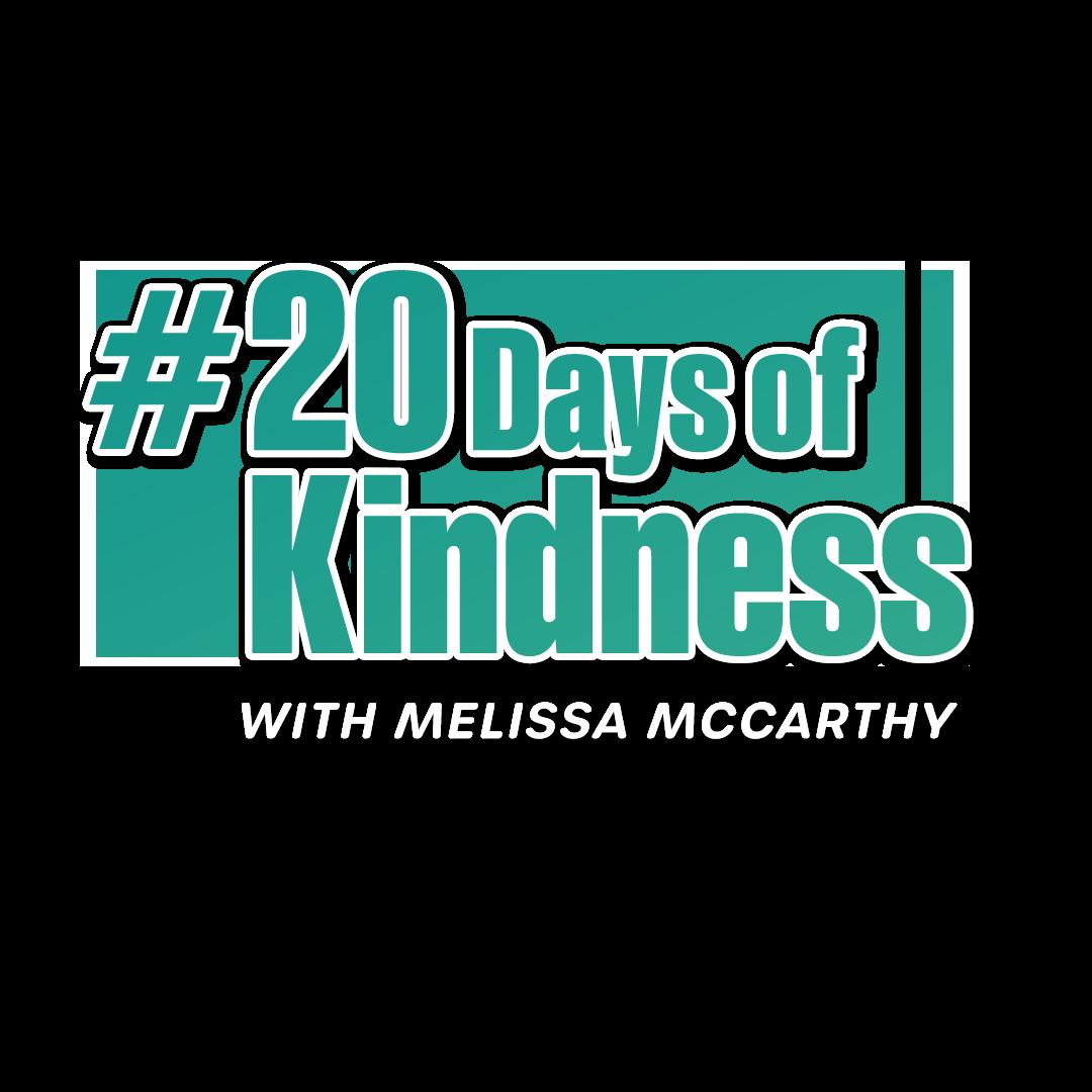 #20DaysofKindness
