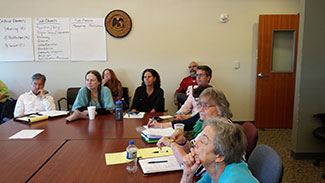 New Mexico Continuum of Care Meeting