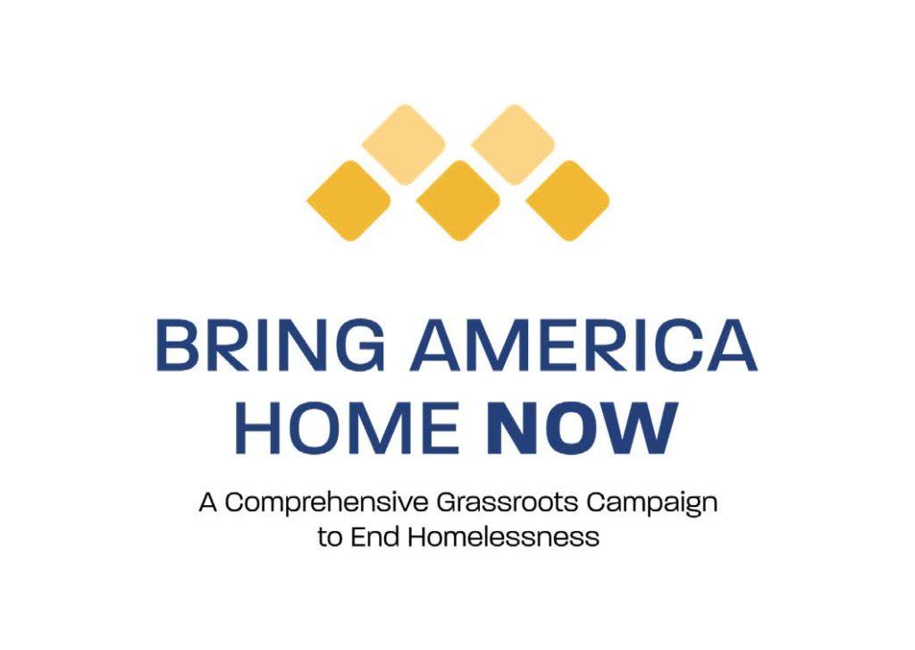 Bring America Home NOW logo